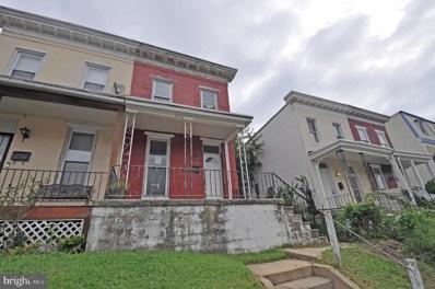 932 Montpelier Street, Baltimore, MD 21218 - #: MDBA480366