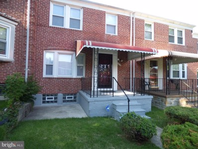 1518 Burnwood Road, Baltimore, MD 21239 - #: MDBA480382
