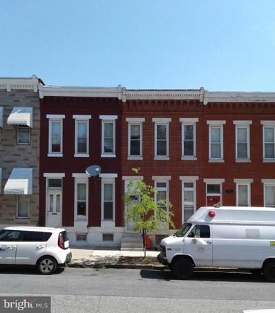 2534 Francis Street, Baltimore, MD 21217 - #: MDBA480398
