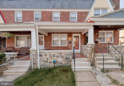 3817 Woodridge Road, Baltimore, MD 21229 - #: MDBA480424