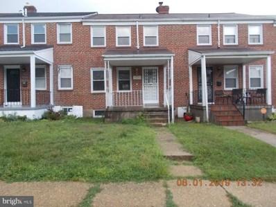 1225 Cochran Avenue, Baltimore, MD 21239 - #: MDBA480442