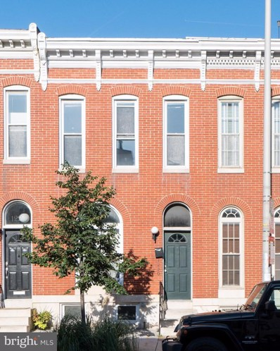 1220 S Hanover Street, Baltimore, MD 21230 - #: MDBA480530
