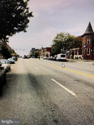 1813 W North Avenue, Baltimore, MD 21217 - #: MDBA480538