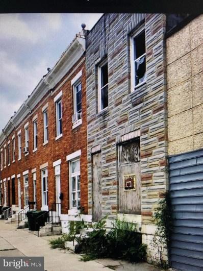 624 N Pulaski Street, Baltimore, MD 21217 - #: MDBA480540