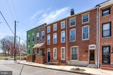 1534 Riverside Avenue, Baltimore, MD 21230 - #: MDBA480616
