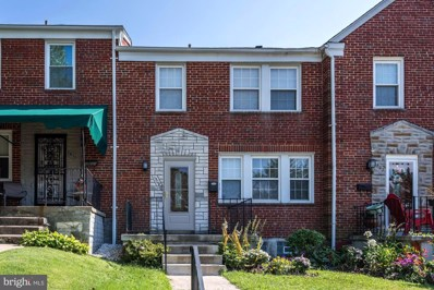 1509 Upshire Road, Baltimore, MD 21218 - #: MDBA480660