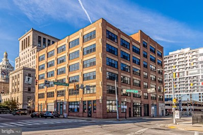 234 Holliday Street UNIT 601, Baltimore, MD 21202 - #: MDBA480702