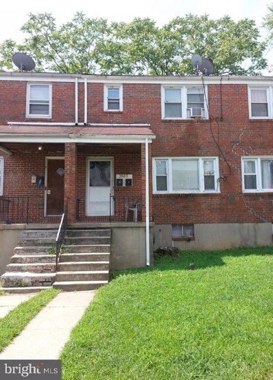 3909 Eierman Avenue, Baltimore, MD 21206 - #: MDBA480706
