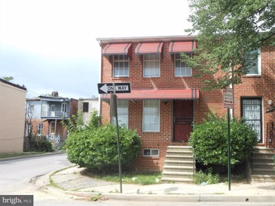 2454 Etting Street, Baltimore, MD 21217 - #: MDBA480712