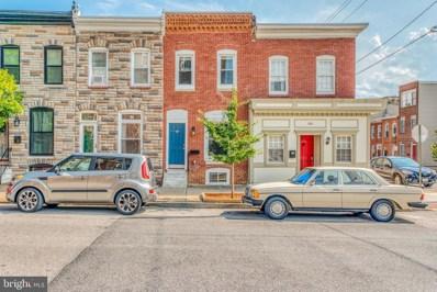 3403 Hudson Street, Baltimore, MD 21224 - #: MDBA480722