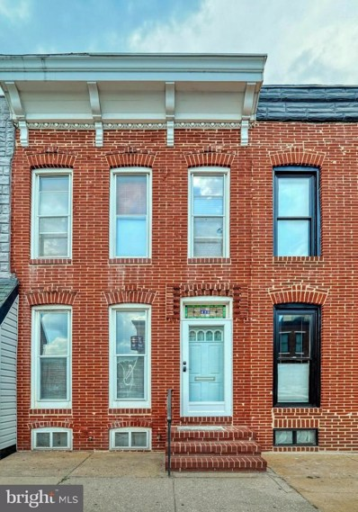 432 E Fort Avenue, Baltimore, MD 21230 - #: MDBA480724