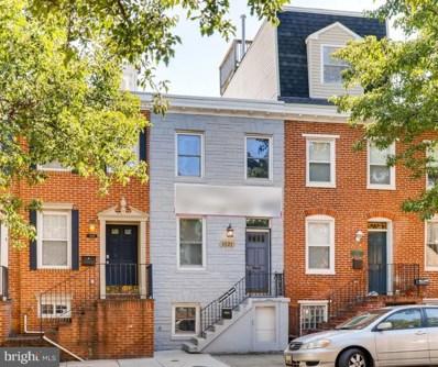 1521 Byrd Street, Baltimore, MD 21230 - #: MDBA480732