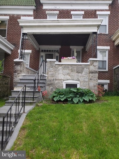 2825 Baker Street, Baltimore, MD 21216 - #: MDBA480742