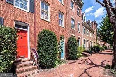 18 E Montgomery Street, Baltimore, MD 21230 - #: MDBA480746