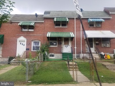 3805 10TH Street, Baltimore, MD 21225 - #: MDBA480748