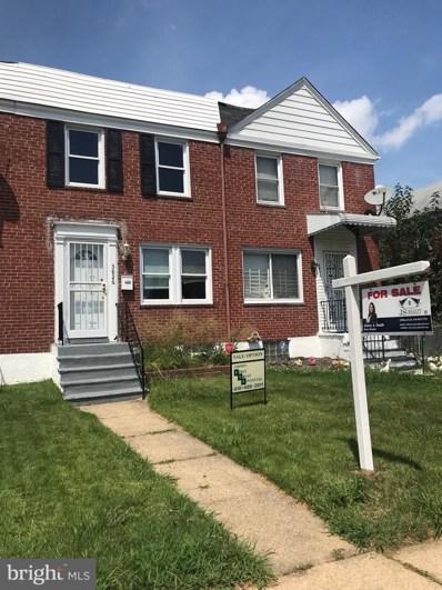 3826 Elmora Avenue, Baltimore, MD 21213 - #: MDBA480796