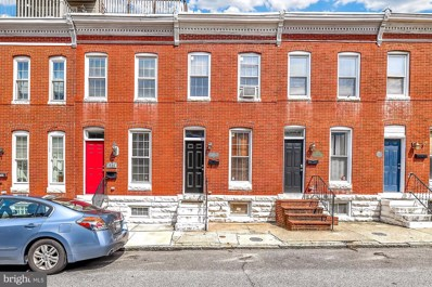 1727 Clarkson Street, Baltimore, MD 21230 - #: MDBA480804