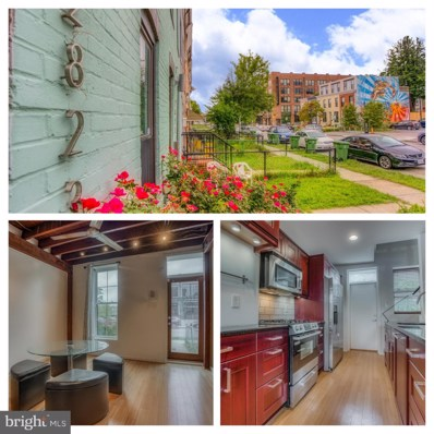 2823 Remington Avenue, Baltimore, MD 21211 - #: MDBA480814