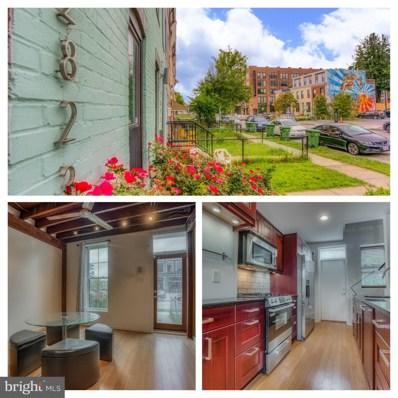 2823 Remington Avenue, Baltimore, MD 21211 - #: MDBA480814