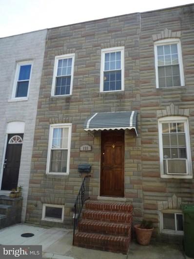 121 Bloomsberry Street, Baltimore, MD 21230 - #: MDBA480822