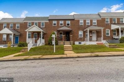 1004 Lyndhurst Street, Baltimore, MD 21229 - #: MDBA480852