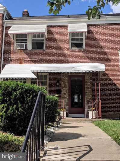 1646 Ralworth Road, Baltimore, MD 21218 - #: MDBA480858