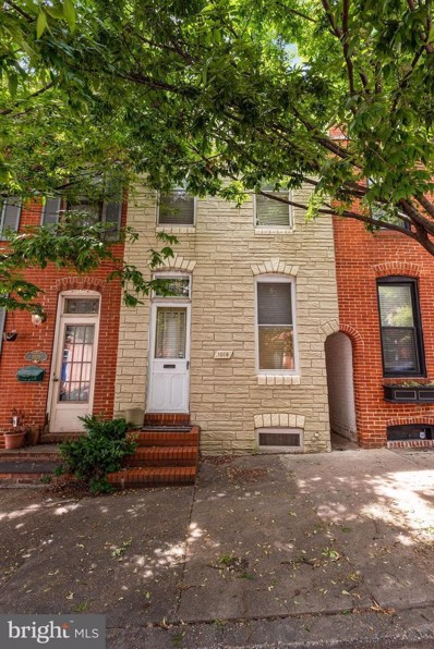 1018 S Bouldin Street, Baltimore, MD 21224 - MLS#: MDBA480864