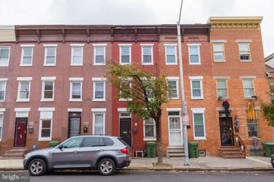 937 W Lombard Street, Baltimore, MD 21223 - #: MDBA480902