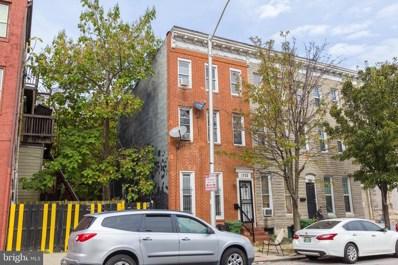 1722 W Pratt Street, Baltimore, MD 21223 - #: MDBA480966