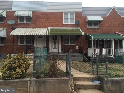 2043 Grinnalds Avenue, Baltimore, MD 21230 - #: MDBA480970