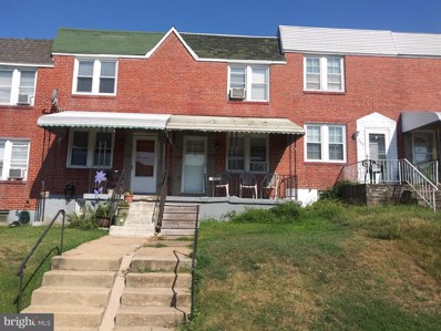 2524 Tolley Street, Baltimore, MD 21230 - #: MDBA480986