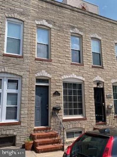 821 S Rose Street, Baltimore, MD 21224 - #: MDBA481040