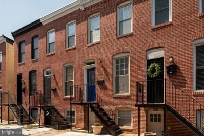 18 N Rose Street, Baltimore, MD 21224 - #: MDBA481052