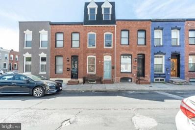 932 S Curley Street, Baltimore, MD 21224 - #: MDBA481086