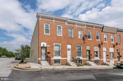 453 N Curley Street, Baltimore, MD 21224 - #: MDBA481146