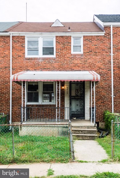 5419 Crismer Avenue, Baltimore, MD 21215 - #: MDBA481150