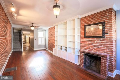 33 S Ann Street, Baltimore, MD 21231 - #: MDBA481240