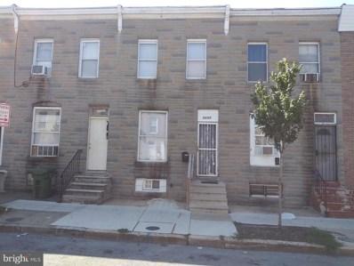 2205 Ashton Street, Baltimore, MD 21223 - #: MDBA481292