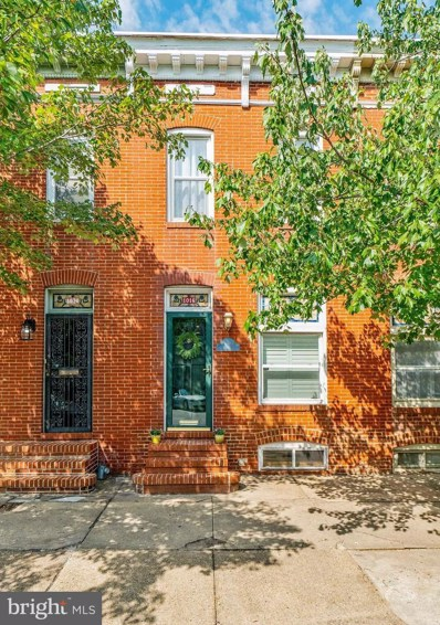 1016 S Kenwood Avenue, Baltimore, MD 21224 - #: MDBA481298