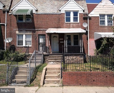 3512 W Caton Avenue, Baltimore, MD 21229 - #: MDBA481300