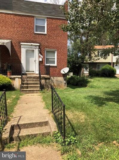3710 Springwood Avenue, Baltimore, MD 21206 - #: MDBA481312