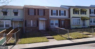 2643 S Paca Street, Baltimore, MD 21230 - #: MDBA481324