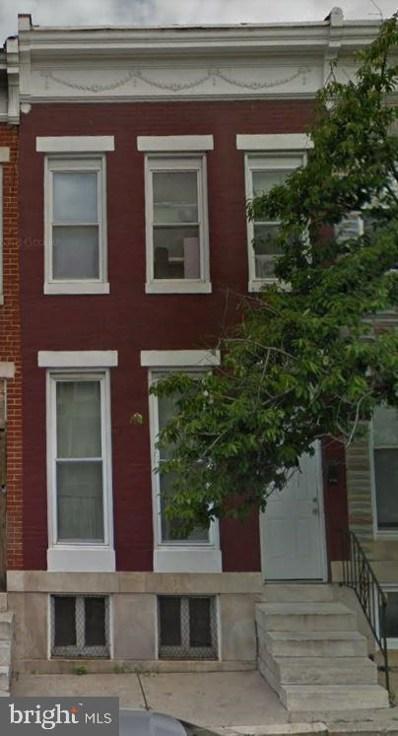 1826 Penrose Avenue, Baltimore, MD 21223 - #: MDBA481340