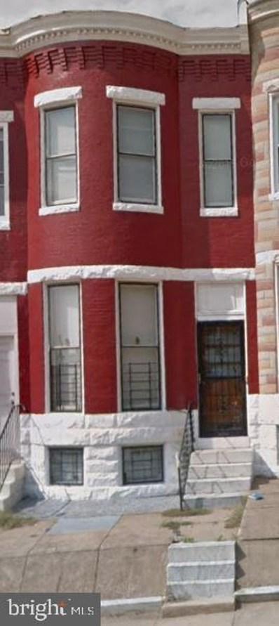 1940 W Lexington Street, Baltimore, MD 21223 - #: MDBA481358