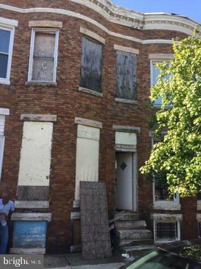433 E Lorraine Avenue, Baltimore, MD 21218 - #: MDBA481394