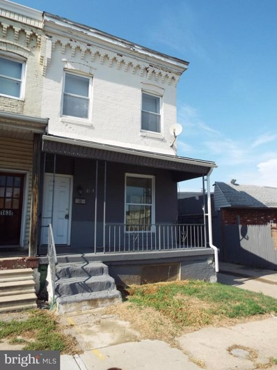 1640 Hazel Street, Baltimore City, MD 21226 - #: MDBA481400