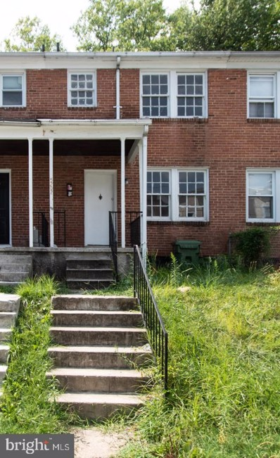 5202 Craig Avenue, Baltimore, MD 21212 - #: MDBA481420