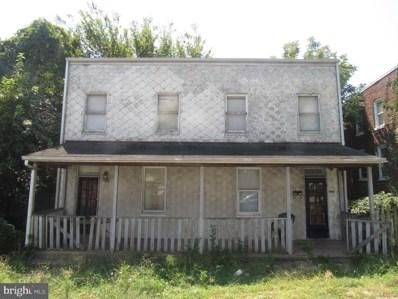 1527 Locust Street, Baltimore City, MD 21226 - #: MDBA481462