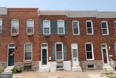 518 S Streeper Street, Baltimore, MD 21224 - #: MDBA481486