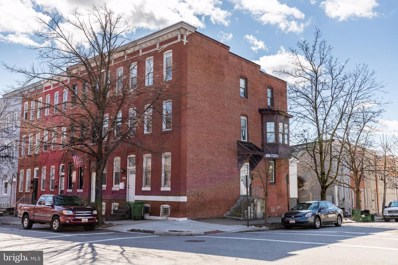 417 Robert Street, Baltimore, MD 21217 - #: MDBA481528